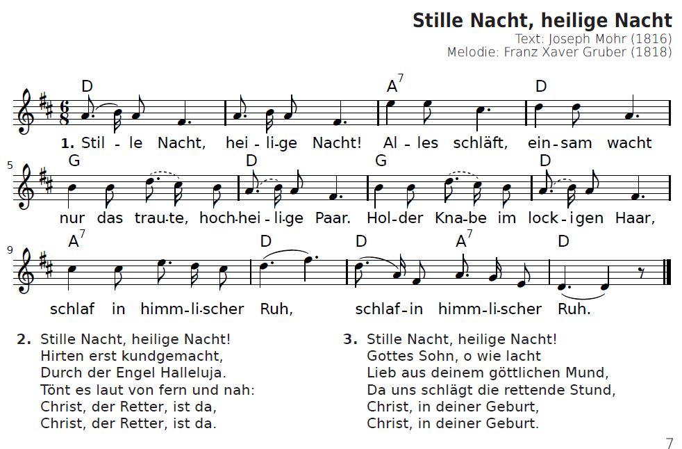Gute Weihnachtslieder.Freie Weihnachtslieder Text Und Noten Vom Musikpiraten E V