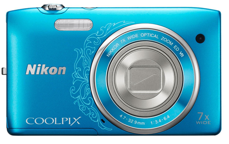 Nikon-Coolpix-S3500