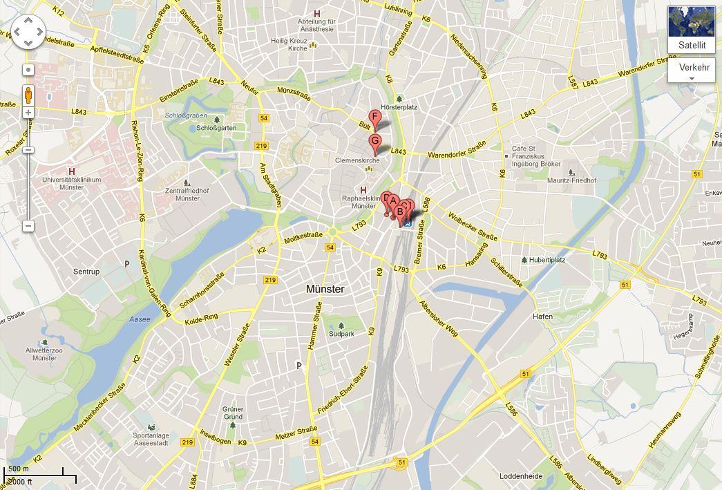 googlemapsms