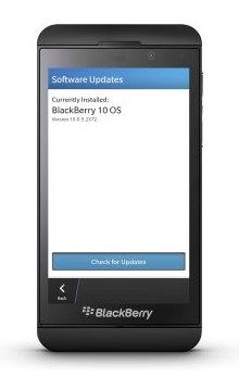 blackberry10update