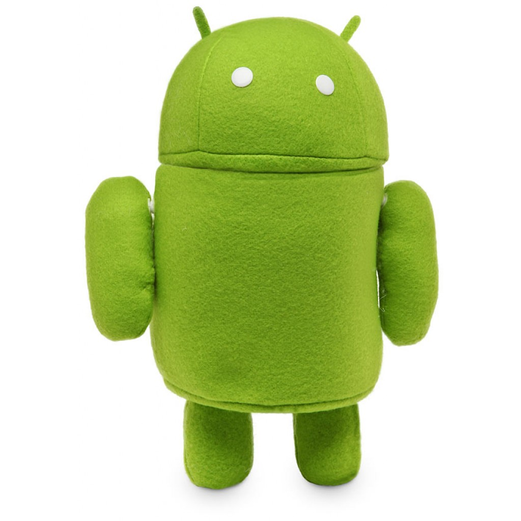 android_plush_robot