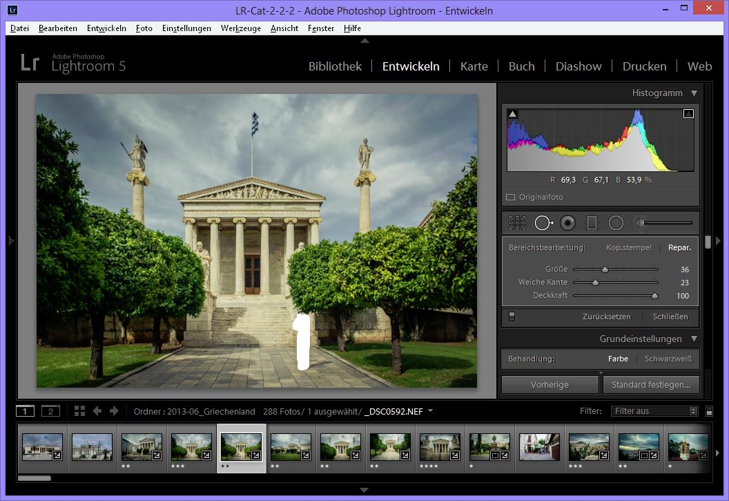 Lightroom5.2