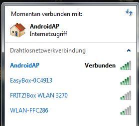 AndroidAP