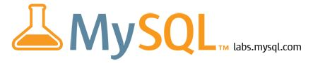 MySQLLabs