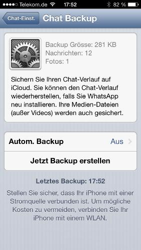 WhatsappBackup
