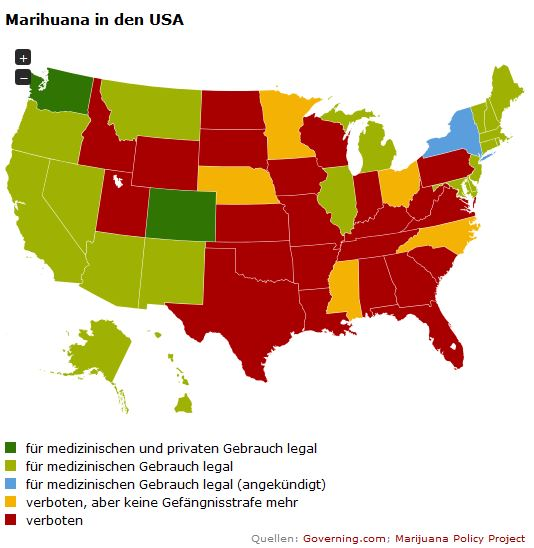 Marihuana Legal Usa