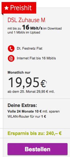 DSL Zuhause M von Vodafone – eine Servicekatastrophe | Klaus Ahrens on