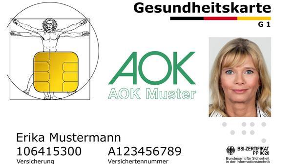 Elektronische_Gesundheitskarte_AOK