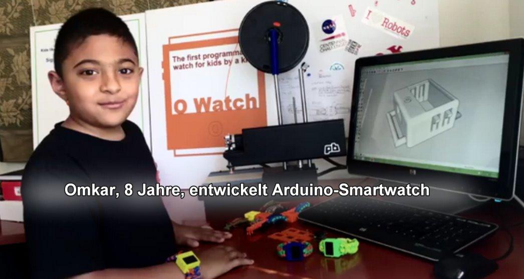 Omkar_OWatch_Arduino