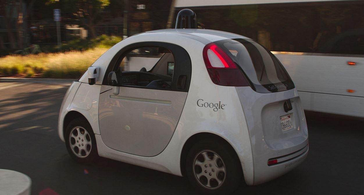 GoogleAutonomes Auto
