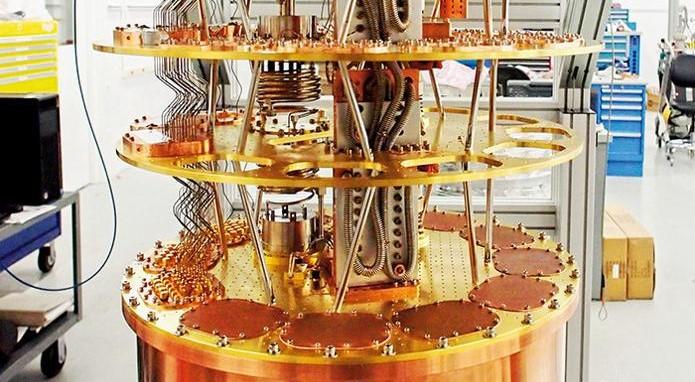 Quantencomputer John Martinis Google