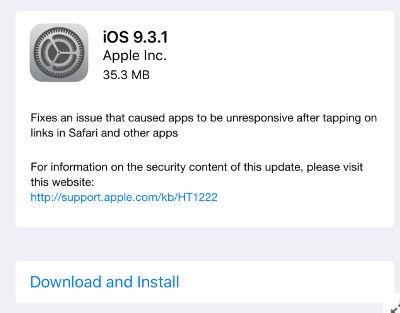iOS931Link