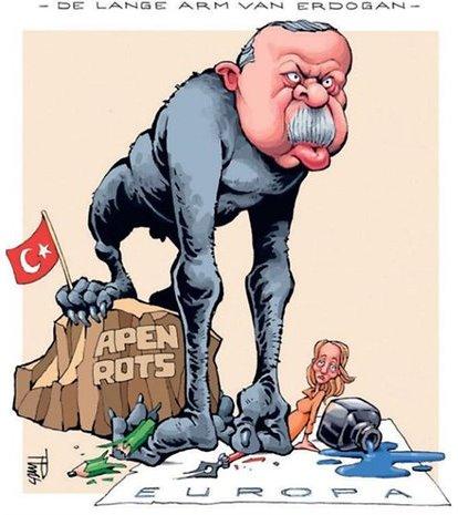 ErdoganAffeSchmal