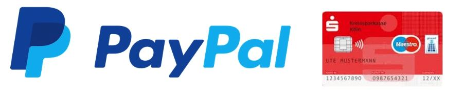 Paypal Karte.Ec Karte Von Paypal Uberholt Klaus Ahrens News Tipps Und